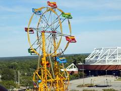 Top Of The Sky Wheel.