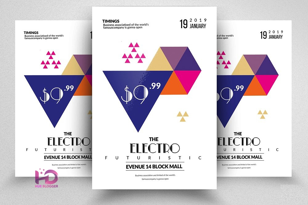 10 PSD thiết kế banner dành cho designer