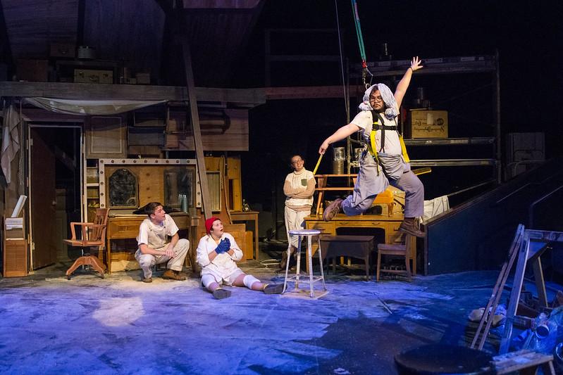 "Augustana University Theatre Presents ""Pinocchio"""