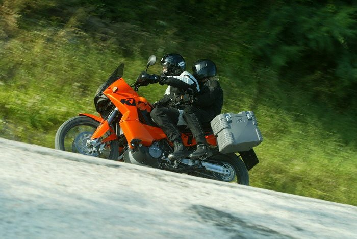 KTM 950 Adventure 2005 - 53