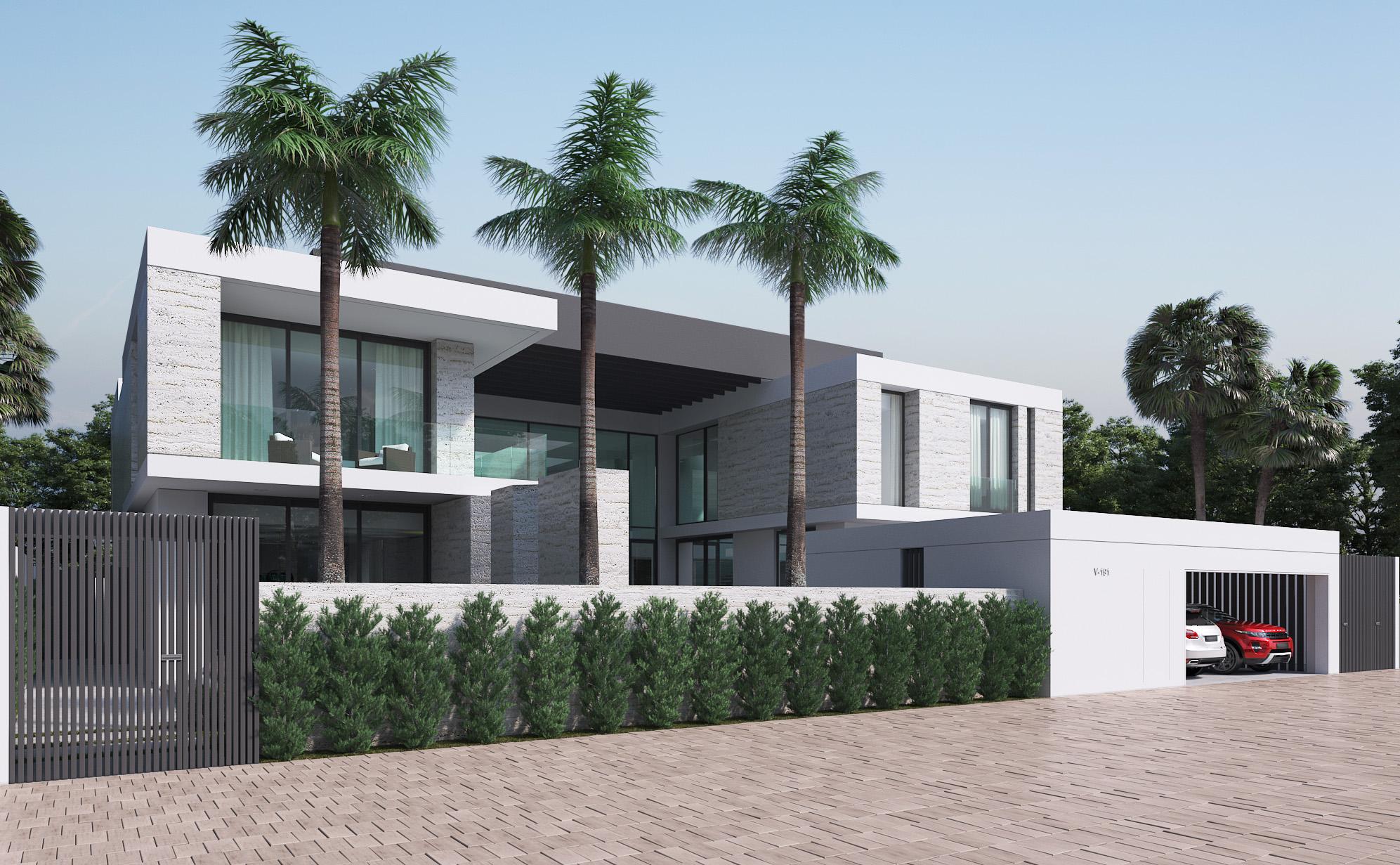 Private Villas. UAE 37125742342_3040afe092_o