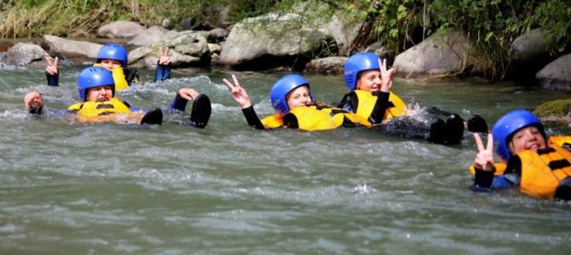 Choose your first rafting tour on the Neretva