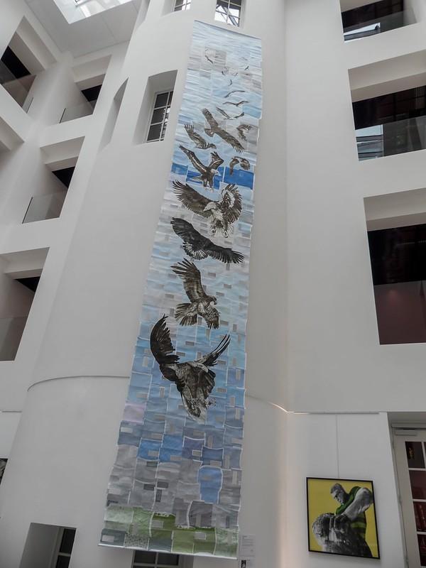 Expo d'art contemporain : Air et lumière. 37133035411_c8a1099722_c