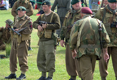 Lytham 1940's Wartime Weekend - get lined up