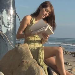 Beatrice from Dante's Inferno! Beautiful Italian Golden Ratio Lingerie Swimsuit Bikini Model Goddess! Helen of Troy!  Aphrodite and Artemis! Fine Art Portrait Photography!