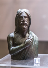 Bronze weight in the form of a North African man