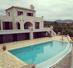 Magda's house, Mikrá Mandínia (Греция)