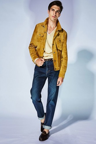 Tom Ford Menswear Spring/Summer 2018 09