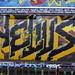 Nelius graffiti, Leake Street
