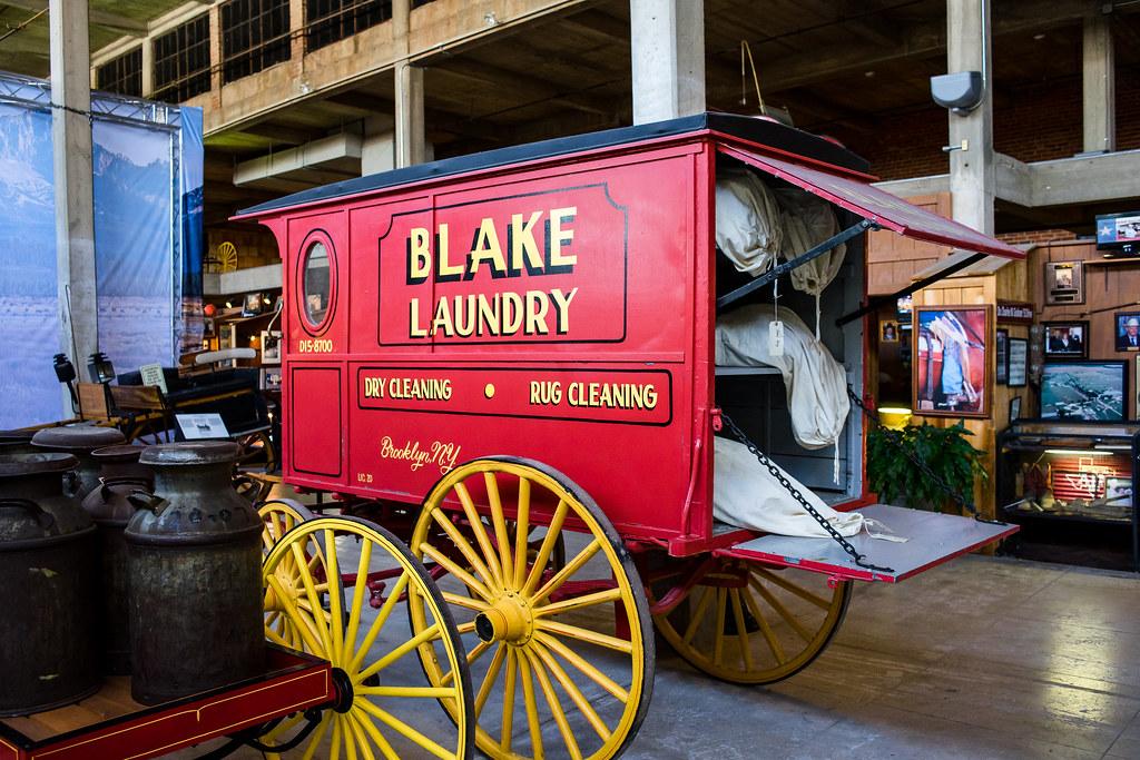 Le musée western de Stockyards Station (Texas) 37352608315_b00832772b_b