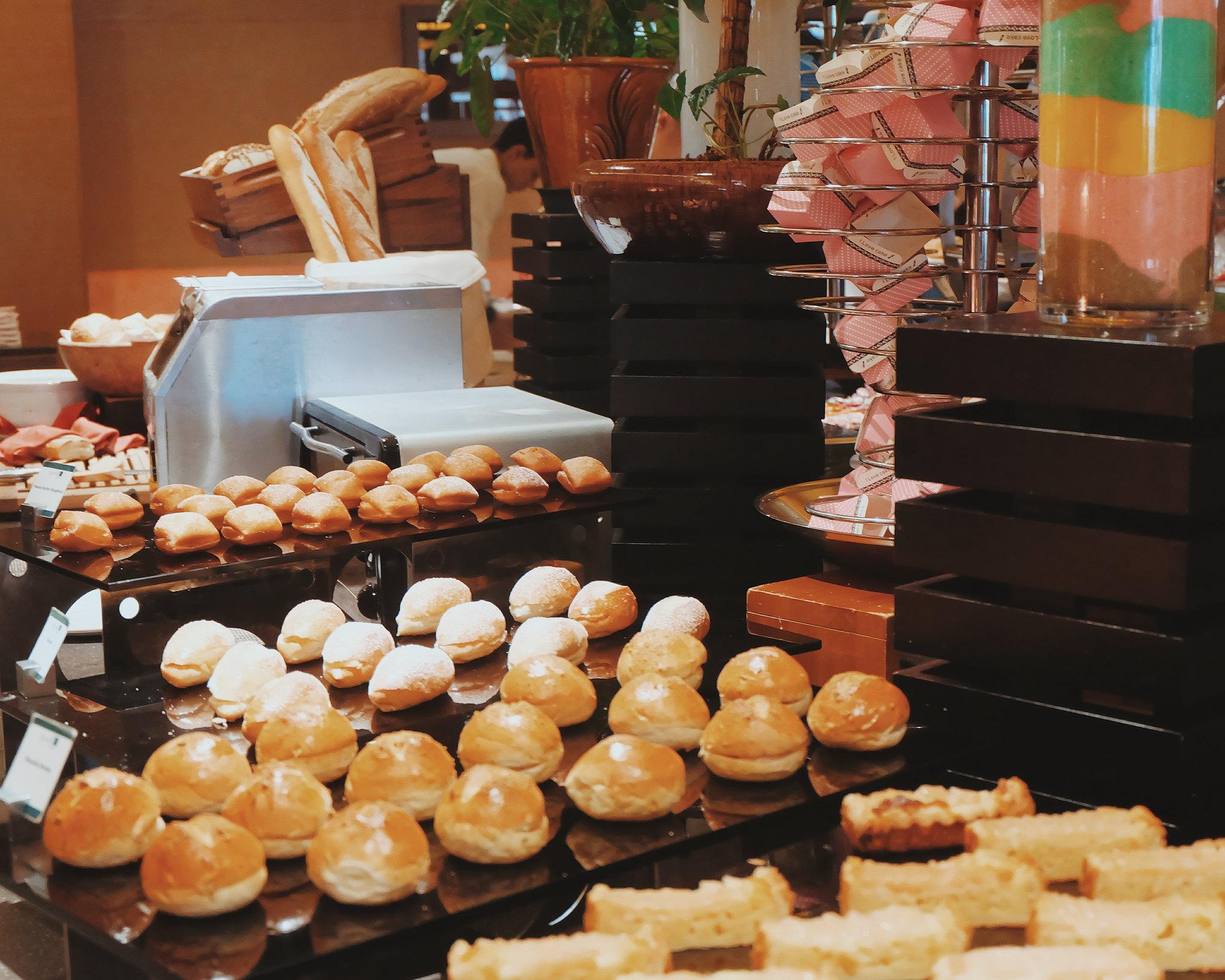 Novotel Yangon Max Breakfast Buffet