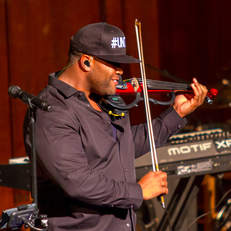 Black Violin at The Sheldon, September 24, 2017