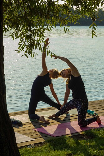 Sunrise Yoga, Maschsee