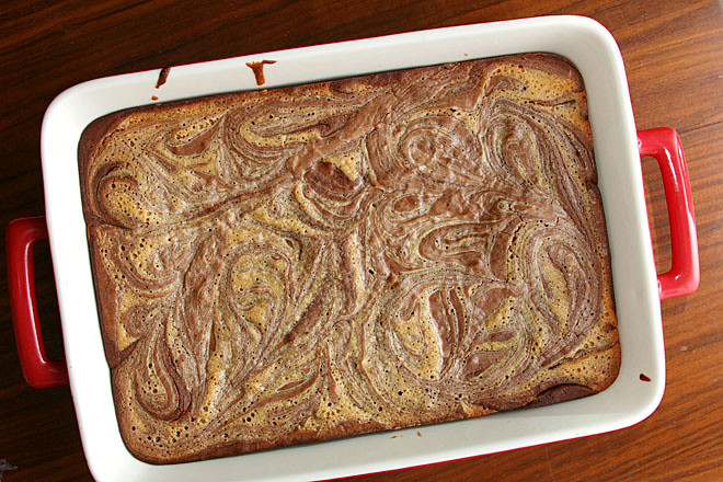 tahini brownies 5