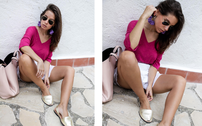 14_Camiseta_rosa_rüga_falda_blanca_look_verano_theguestgirl_laura_influencer_barcelona_españa_spain_ootd_inspo