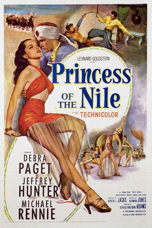 Princess of the Nile - Poster 3
