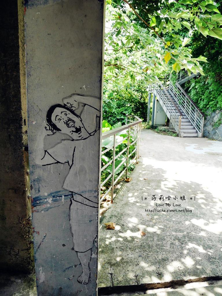 台北一日遊景點推薦公館寶藏巖 (29)