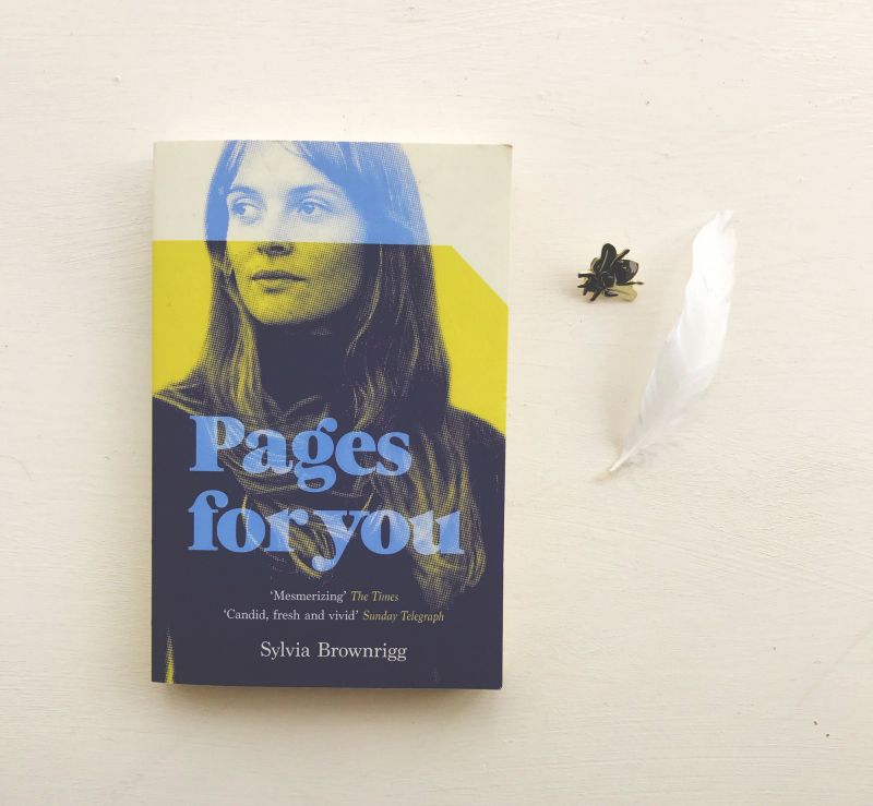 pages for you sylvia brownrigg book blog vivatramp