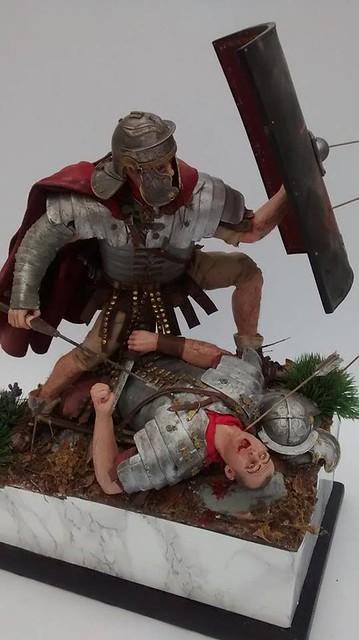 """""""""""Legio IX Hispania"""" Britain 65 A.C. 35652758884_3c655e0257_z"""