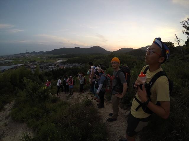 高御位山ナイトハイク (1)