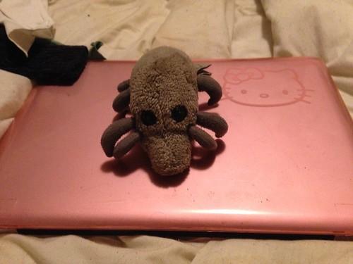 Hello Dust Mite