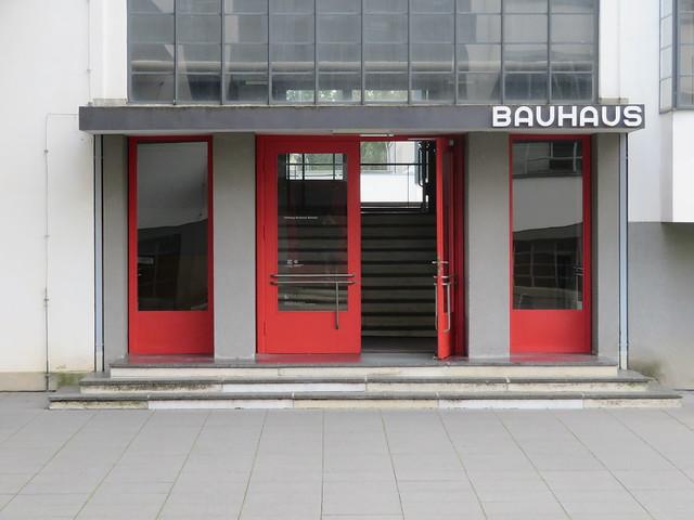 Visita alla sede del Bauhaus di Dessau   looking for europe