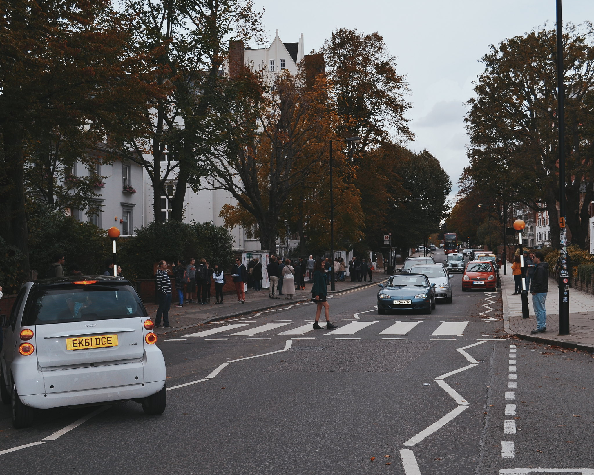 Bucket List Cross the Intersection of Abbey Road
