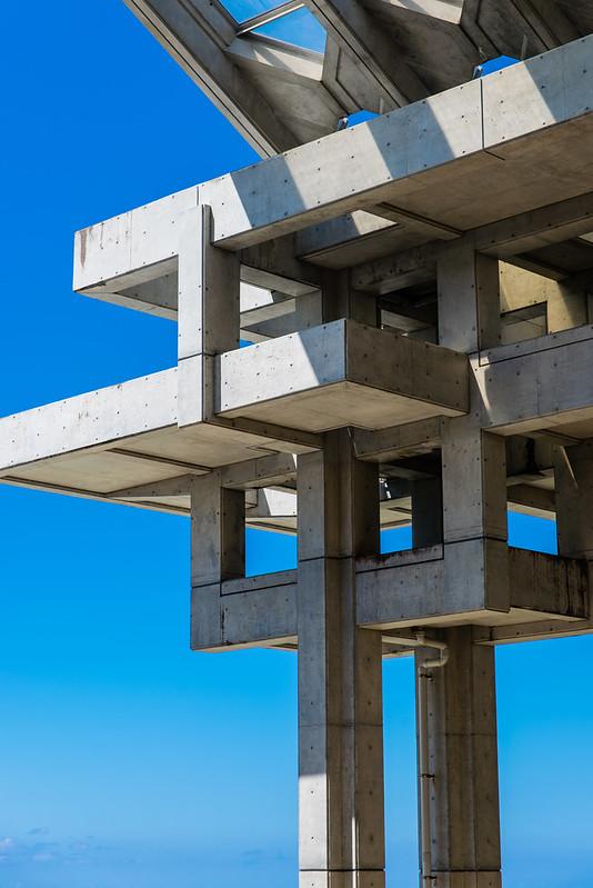 美麗海水族館 / Structure