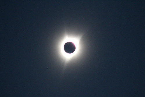 eclipse sun corona moon