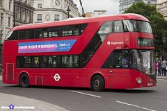 Wrightbus NRM NBFL - LTZ 1415 - LT415 - Not In Service - Stagecoach - London 2017 - Steven Gray - IMG_0992