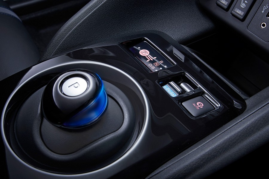 New Nissan Leaf G 100