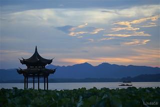Westsee Hangzhou China by lindahuicn