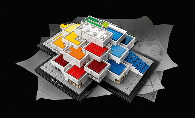 Lego Architecture 21037 LEGO House - Oficjalne zdjęcia 2