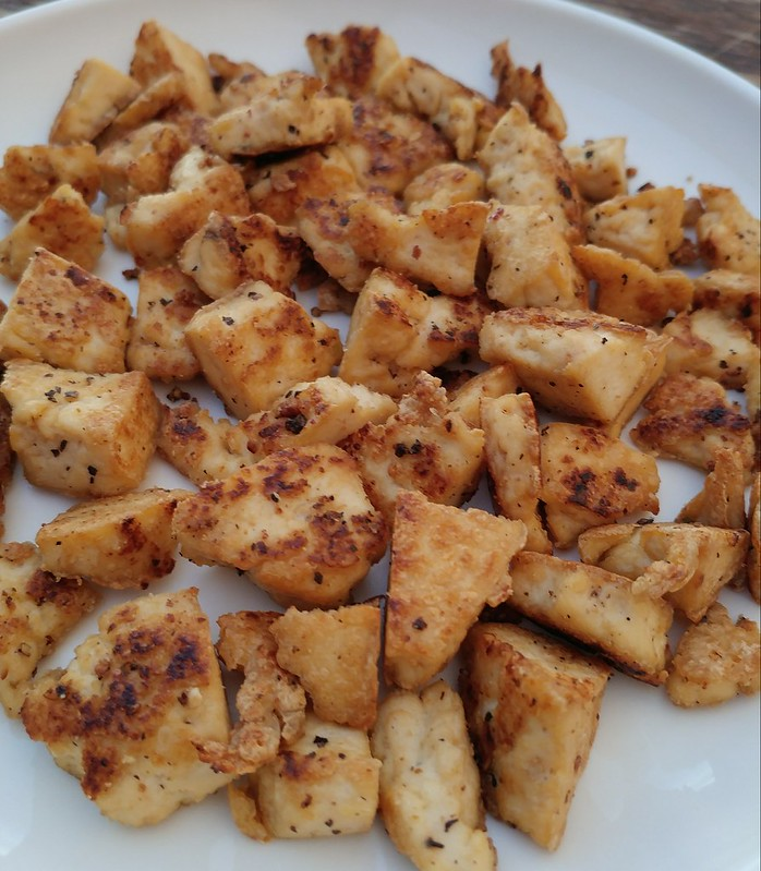 Tofu Nuggets (Faux Chicken Chunks)