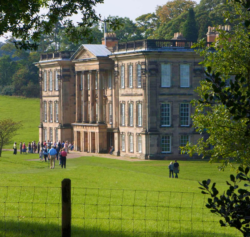 Calke Abbey, Derbyshire. Credit Chris Hoare
