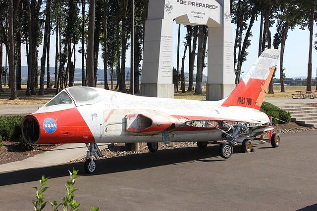 F5D-1 NASA 708