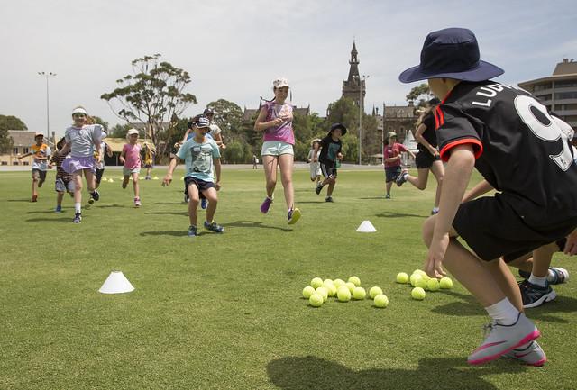 MU Sport School Holiday Camps