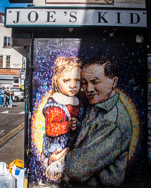 Joe's Kid - Brick Lane