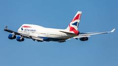 British Airways G-CIVU pmb19-3661