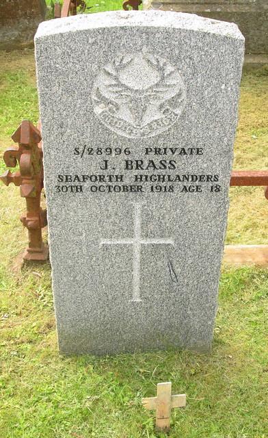 Kirkwall War Grave