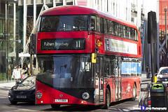 Wrightbus NRM NBFL - LTZ 1065 - LT65 - Fulham Broadway 11 - Go Ahead London - London 2017 - Steven Gray - IMG_6807