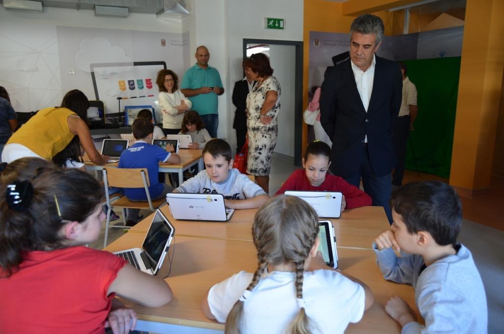 Cabeceiras de Basto inova na Educação com Salas de Aula do Futuro (1)