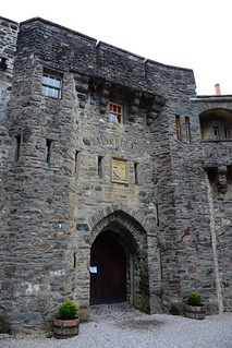 Entrada Castillo de Eilean Donan