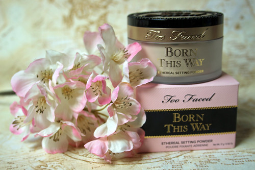 Too Faced, Born This Way, ethereal setting powder