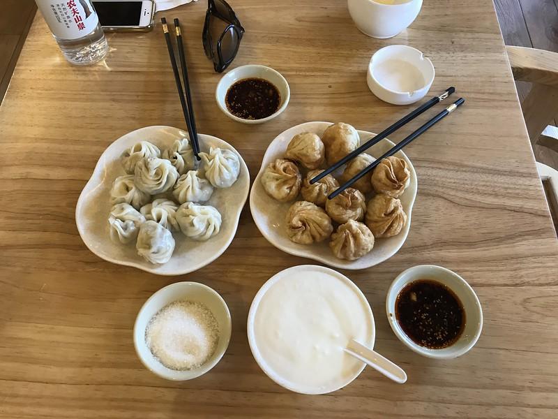 Tibetan Dumplings