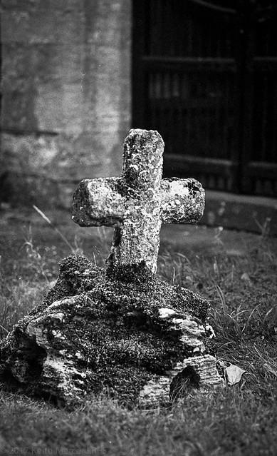 Ancient Tiny Cross