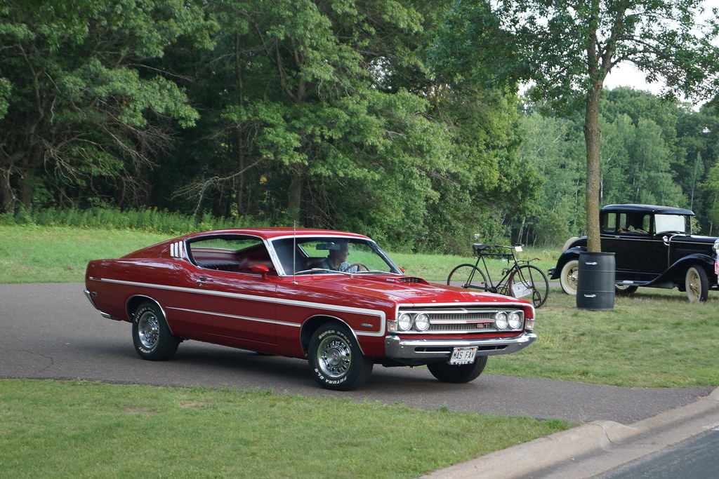 New Ford Torino >> 1969 Ford Torino Gt 31st Annual New London To New Brighton