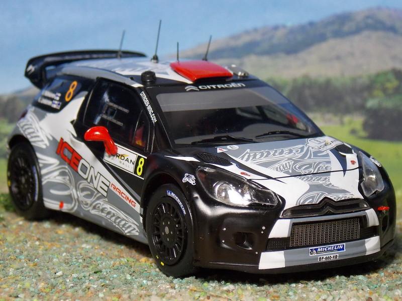 Citroën DS3 WRC – Jordania 2011 - IXO