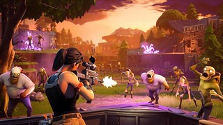 Fortnite Early Access Impressions | by BagoGames