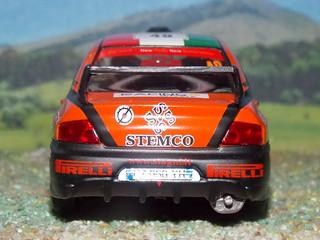 Mitsubishi Lancer EVO IX - Montecarlo 2011